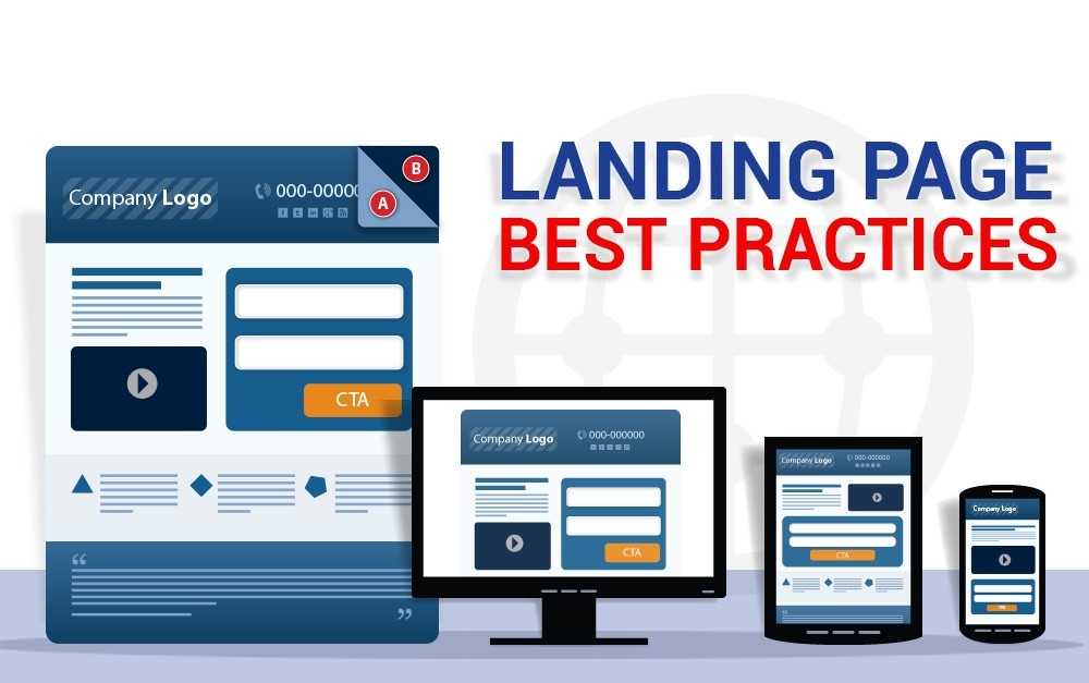360 Digital Marketing Landing Page